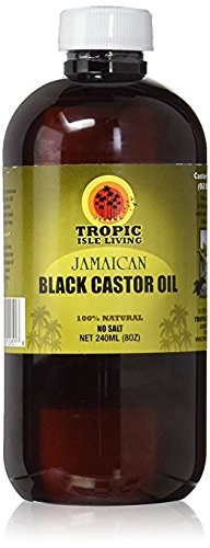 Tropic-Isle-Living-Jamaican-Black-Castor-Oil-8oz-Plastic-PET-Bottle
