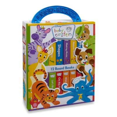 Baby Einstein My First Library