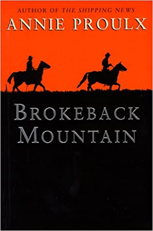 Image result for brokeback mountain book
