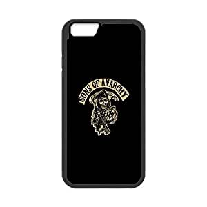 iPhone 6 4.7 Inch Cell Phone Case Black Sons Of Anarchy 2 Wixqm
