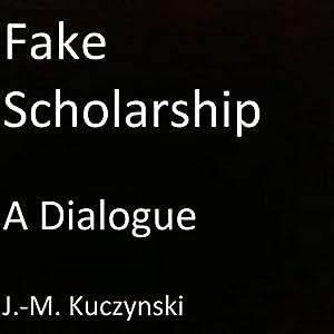 Fake Scholarship Audiobook