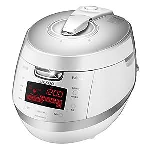 Cuckoo CRP-HXS107FW Ih Pressure Electric Steamer Rice Cooker 10cups /220~240v