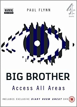 Book Big Brother 6 Official Book and Exclusive DVD (Big Brother TV Series)