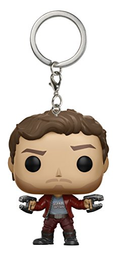 Pocket POP! Keychain - Marvel Guardians O/T Galaxy 2 Star-Lord