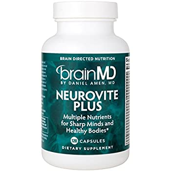 Magnus BrainMD Health NeuroVite Plus Reviews, Benefits, Side effects
