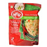 MTR Masala Upma - Mildly Spiced Semolina Pudding Mix - 200g., 7.05oz