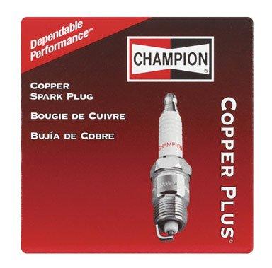 SPARKPLUG RV12YC CHAMP by CHAMPION MfrPartNo 406 by Federal-Mogul
