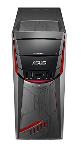 ASUS Core i5 Performance Gaming Desktop [G11CD-WB51] GeForce GTX 1070, 8GB 2133Mhz DDR4, 1TB HDD, Intel Core i5-6400 Quad Core 2.7GHz processor, VR Ready
