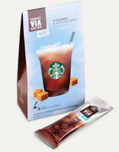 iced coffee caramel k cup - 2