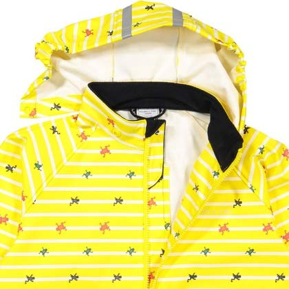 Polarn O Pyret Froggy Allover RAIN Jacket 6-8YRS