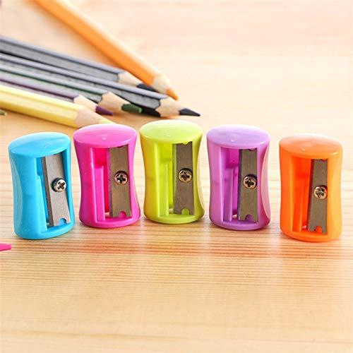 RanMory31 Manual Pencil Sharpener 1pcs Cute Kawaii Pencil Sharpener Stationary Office School Supplies Accessories Manual Pencil Sharpeners Dropshipping