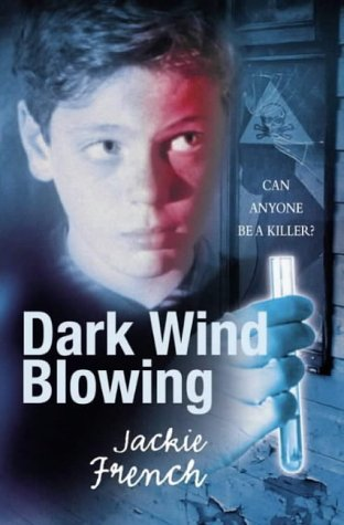 book cover of Dark Wind Blowing
