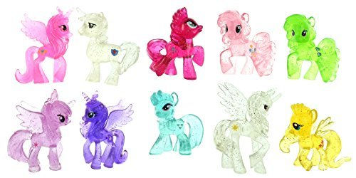 - My Little Pony Explore Equestria Crystal Mini Collection