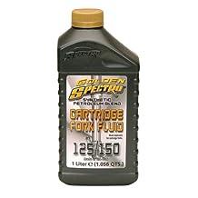 Golden Spectro 7.5 Weight 125/150 Fork Oil, 1 Liter