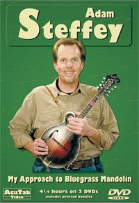 Adam Steffey - My Approach To Bluegrass Mandolin - Acutab (Mandolin Steffey Adam)