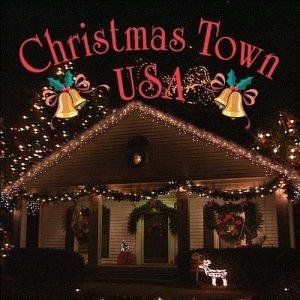 Christmas Town Usa.Various Artists Christmas Town Usa Amazon Com Music