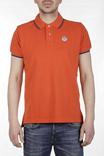 North Sails Polo S/S W/Print 0020