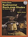 img - for Rudimental Rock Jazz Etudes for Snare Drum book / textbook / text book