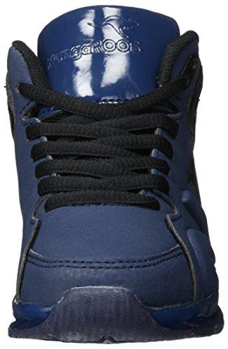 KangaROOS VI Noir Mixte Jet Hautes Enfant K Lev Baskets Bleu Hi Black 4059 Navy rETrq