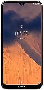 """Smartphone Nokia Brasil 2.3 32GB 2GB RAM Tela 6.2"""" HD+ Câmera Dupla Traseira com Inteligência Artificial"""