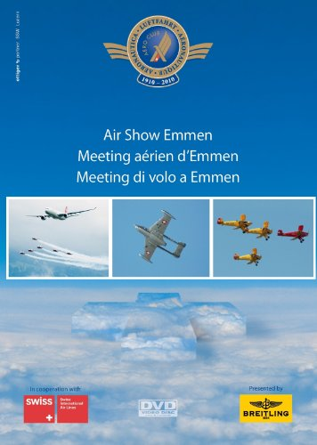 Price comparison product image Airshow - Flight Meeting 100 Years of Airtravel