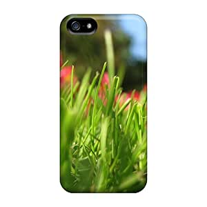 CaroleSignorile Iphone 5/5s Hybrid Cases Covers Bumper Grass569885