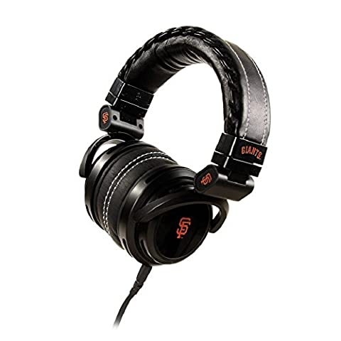 Big R XLSFG1 Over-the-Ear Reference Headphones with Call Answer Button and Microphone San Francisco Giants (Discontinued by (Bigr Audio Cable)