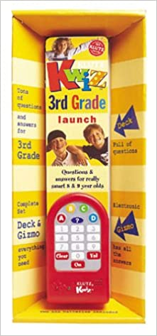 3rd Grade Launch Deck & Gizmo with Other (Klutz Kwiz)