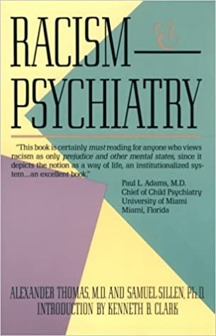 Book Racism and Psychiatry
