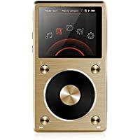 FiiO X5 (2nd Generation) High Resolution Music Player (Gold)