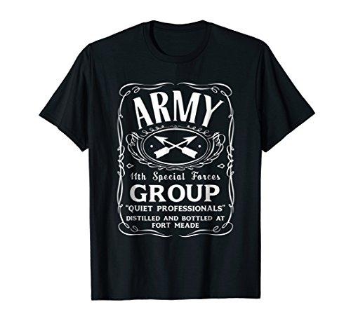 11th Special Forces Group - 11th Special Forces Group Shirt