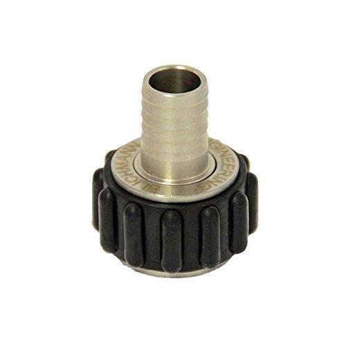 Blichmann QuickConnector 1/2'' barb x 1/2'' NPT-2PK