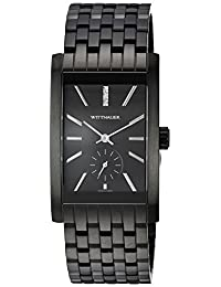 WITTNAUER Mens WN3069 Dress Black Dial Watch
