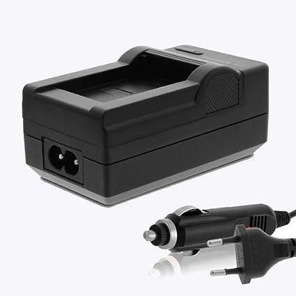 Ladegerät Set Für Akku Panasonic Lumix Dmc Tz6 Kamera