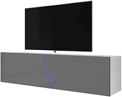 40.0 x 140.0 x 40.0 cm Marrone chiaro Selsey Mobile per TV