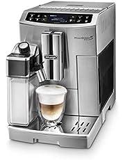 De'Longhi PrimaDonna S Evo ECAM 510.55.M Volautomatische espressomachine 1450 W Zilver