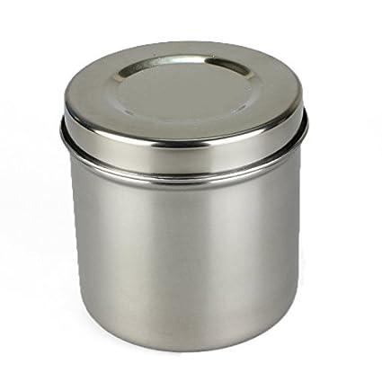 Etonnant 304 Stainless Steel Cotton Ball Swab Holder Medical Dental Tools Container  Bathroom Kitchen Organizer