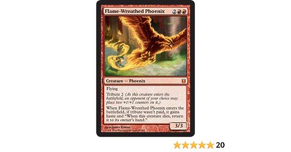 4x Flame-Wreathed Phoenix new MTG Born of the Gods Single Card