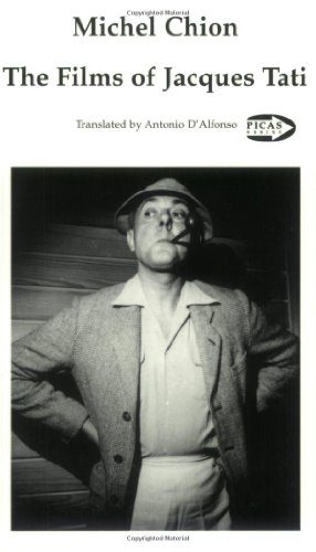 The Films Of Jacques Tati (Picas Series 40)