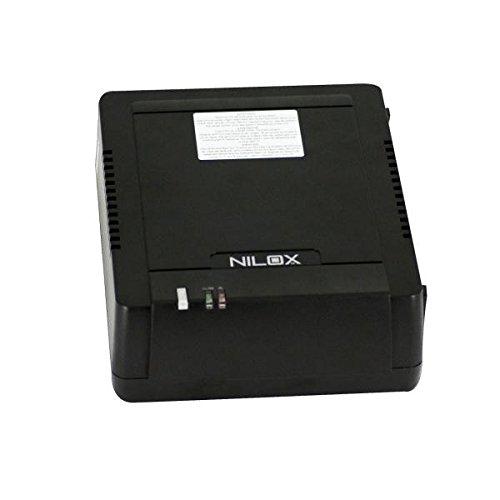9 opinioni per Nilox Smart Gruppo di Continuità UPS da 1100VA / 550W, 2 Uscite, Nero