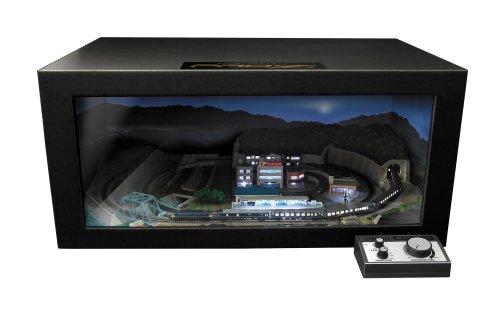 Zゲージ PROZ ディスプレイBOX付 ブルートレイン7両 完全セット