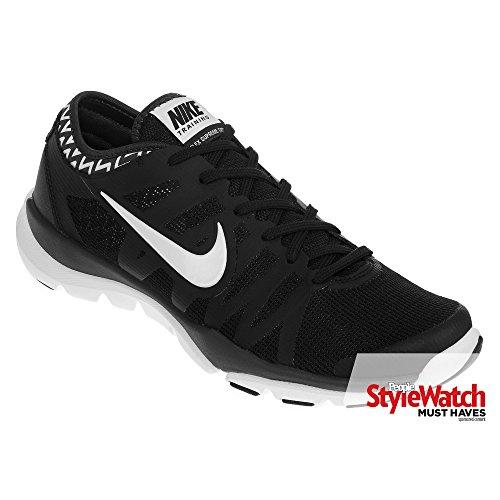 d731af92eab5 UPC 887232950378. Nike Women s Flex Supreme Tr 3 Black White Anthracite  Training Shoe ...