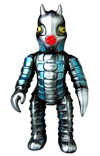 メディコムトイ×マーミット 怪獣天国 冷凍怪人ブラック星人 4期 B01FS02R3Y