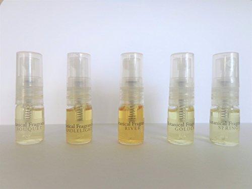 Botanical Bottle (Natural Perfume Exploration Box by Botanical Fragrances)