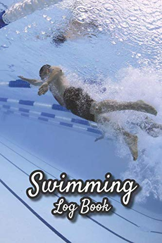 """Swimming Log Book: v1-2 Easily record your training at the pool 