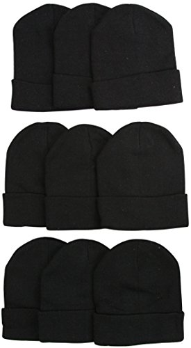 ToBeInStyle Mens Pack Stretchy Beanies product image