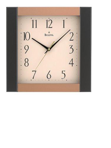 Bulova C4341 Artisan Decorative Wall Collection Clock