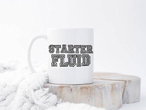 Dad/'s Starter Fluid Mug Father/'s Day Gift Mug Cool Dad Gift Idea Mechanic