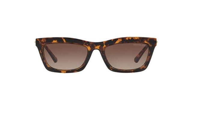 Michael Kors 0MK2087U Gafas de sol, Dk Tort, 54 para Mujer ...