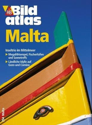 HB Bildatlas, H.254 : Malta Broschiert 3616015987